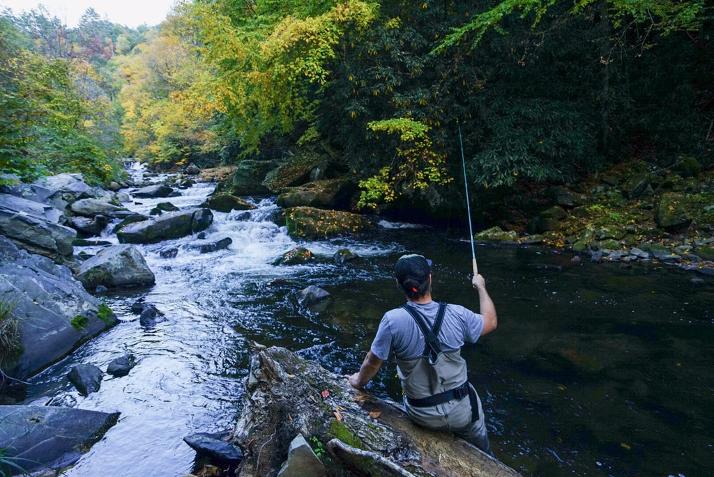 Tenkara North Carolina