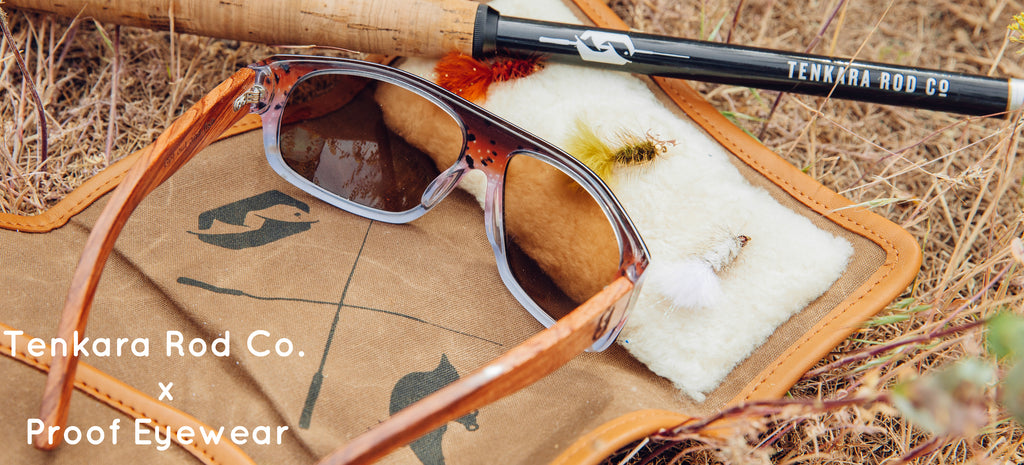 proof eyewear tenkara rod co