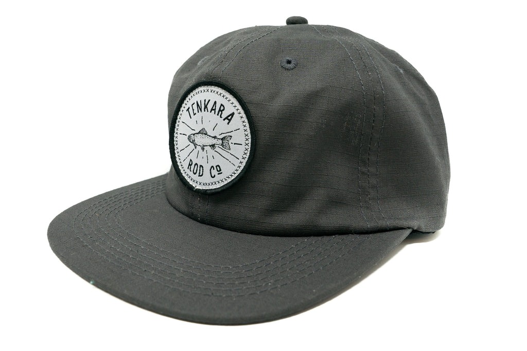 Tenkara Camp Hat - Charcoal