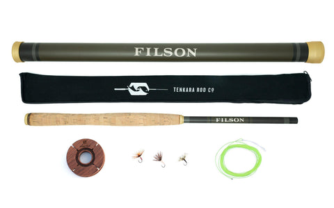 FILSON x Tenkara Rod Co. Rod Package