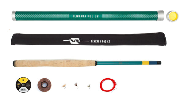 TOPO Designs x Tenkara Rod Co. Package