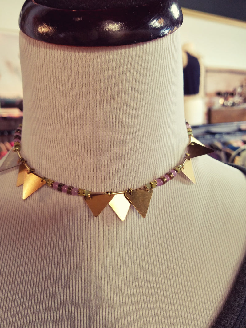 Triangle Burst Choker