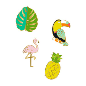 Tropic Drink Charms