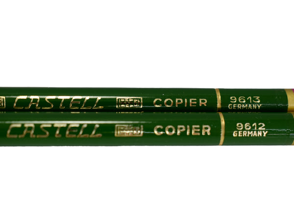 NOS Vintage Copier Pencils X2 AW Faber Castell Germany, Copy Pencils