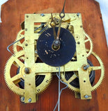 1874 Kroeber German Cabinet Clock Antique Aesthetic - Premier Estate Gallery  - 13