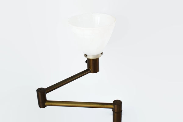 Industrial MCM Von Nessen Swing Arm Table Lamp - Premier Estate Gallery 5