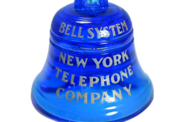 Vintage NY Telephone Paperweight Glass - Premier Estate Gallery 2