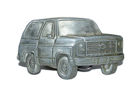 1978 Chevy K5 Blazer Belt Buckle Over Sized Vintage Chevy Truck - Premier Estate Gallery