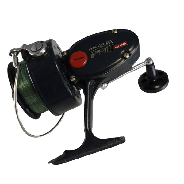 1960s Garcia Mitchell 402 High Speed Saltwater Spinning Reel Fishing Reel - Premier Estate Gallery 1