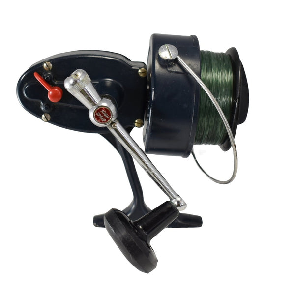 1960s Garcia Mitchell 402 High Speed Saltwater Spinning Reel Fishing Reel - Premier Estate Gallery 2