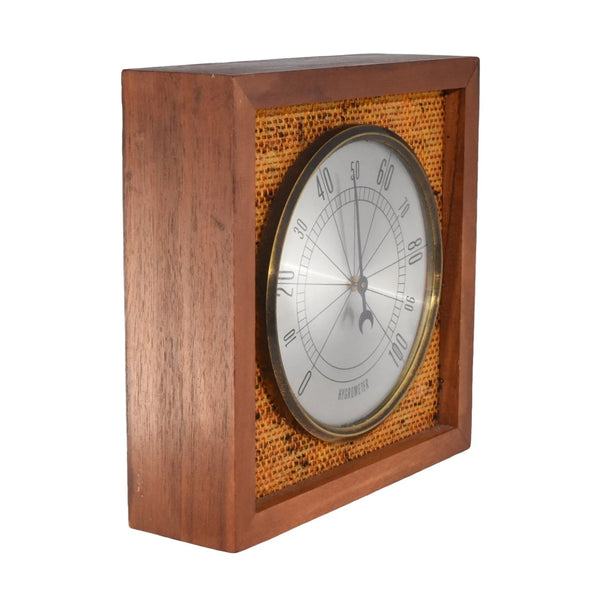 Mid Century Modern Hygrometer Made in Germany - Premier Estate Gallery 3