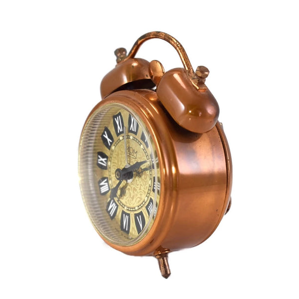 Vintage Hungarian Alarm Clock Double Bell - Premier Estate Gallery 4