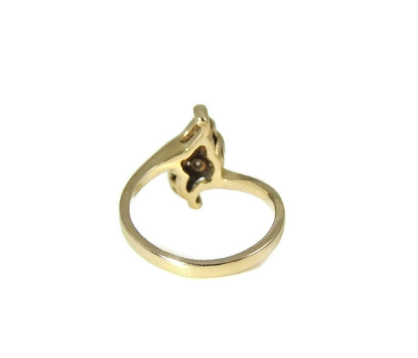 Diamond Accent Promise Ring 14k Gold - Premier Estate Gallery  - 4