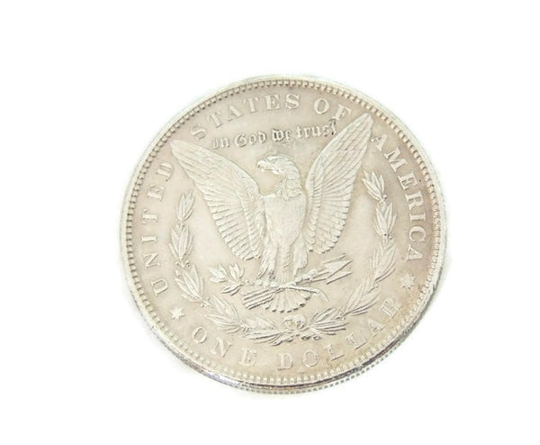 Morgan Silver Dollar 1890 Philadephia Mint EXCELLENT - Premier Estate Gallery  - 4