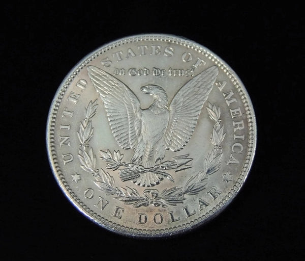 Morgan Silver Dollar 1890 Philadephia Mint EXCELLENT - Premier Estate Gallery  - 2
