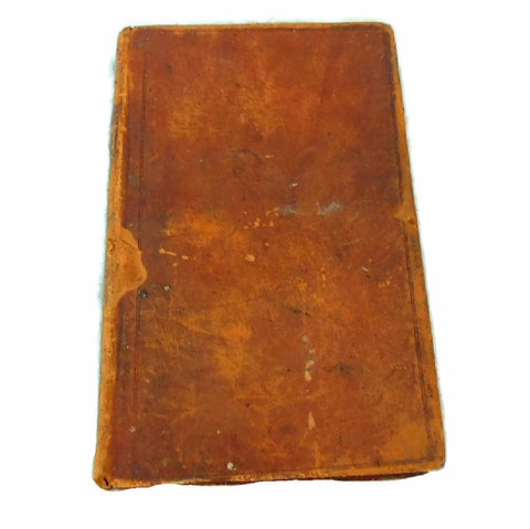 1825 The Justice's Manual State of NY - Thomas Waterman - 1st Edition - Rare Book - Premier Estate Gallery  - 1