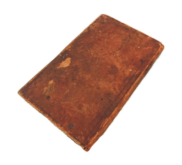 1825 The Justice's Manual State of NY - Thomas Waterman - 1st Edition - Rare Book