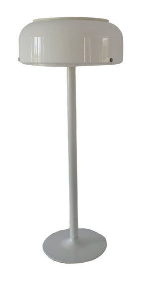 1970s Anders Pehrson Knuddling Floor Lamp Danish Modern Acrylic Designer MCM Decor - Premier Estate Gallery