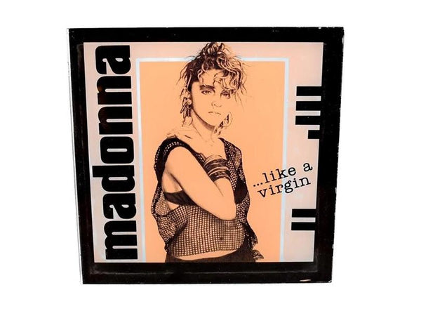 Vintage Madonna Like A Virgin Carnival Prize Original 1980s - Premier Estate Gallery 2