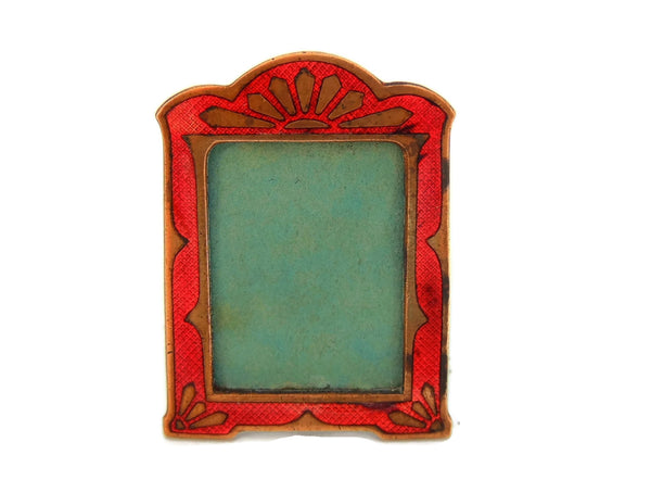 Miniature Enamel Dollhouse Frame