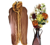 Estate Fendi Mink Fur Coat Luxurious Designer Fur Vintage - Premier Estate Gallery  - 5