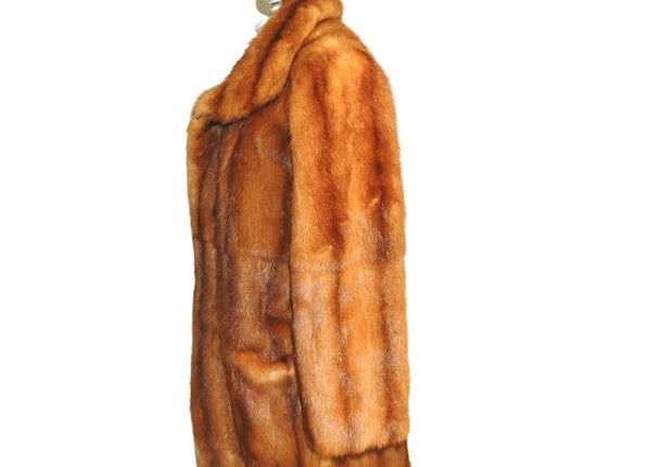 Estate Fendi Mink Fur Coat Luxurious Designer Fur Vintage - Premier Estate Gallery  - 7