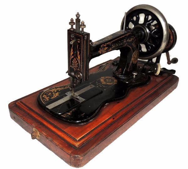 Singer 12k Sewing Machine - Premier Estate Gallery