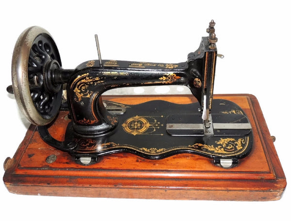 Antique Singer Sewing Machine Model 12K - Premier Estate Gallery