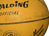 '66 '67 NY Knicks Basketball Team Coach Autographed Willis Reed Cazzie Russell Walt Bellamy - Premier Estate Gallery 2