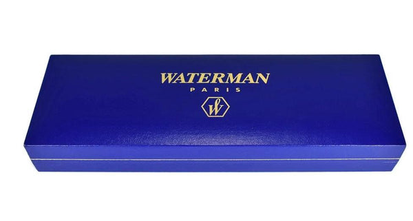 Vintage Waterman Laureat Fountain Pen France Shadowed Red Lacquer with Converter and Box