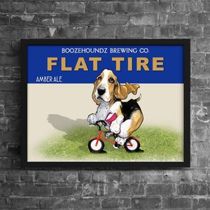 Art Prints - Custom Pet Portrait by Canine Caricatures John LaFree