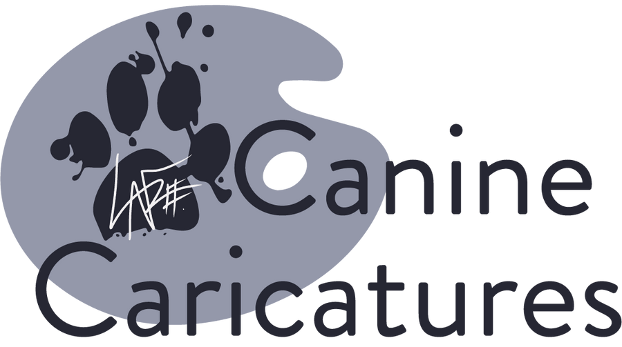 Canine Caricatures