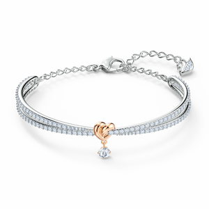 SWAROVSKI Lifelong Heart Bangle