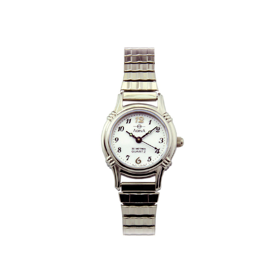 Adina Everyday Classic Dress Watch Nk16 S1Fe