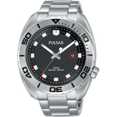 PULSAR Gents Sports Watch, 100m