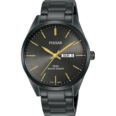 PULSAR Gents Day Watch, 50m
