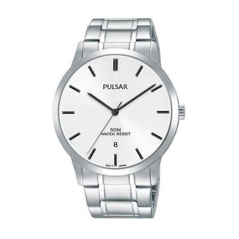 PULSAR Gents Dress Watch, 100m