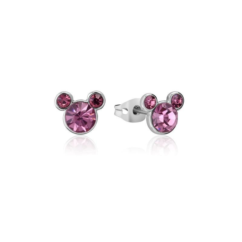 DISNEY COUTURE KINGDOM - Mickey JUNE Birthstone Studs