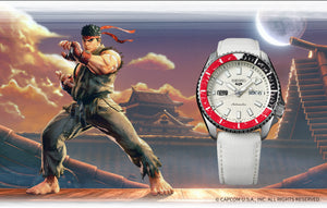 SEIKO Street Fighter V Collaboration