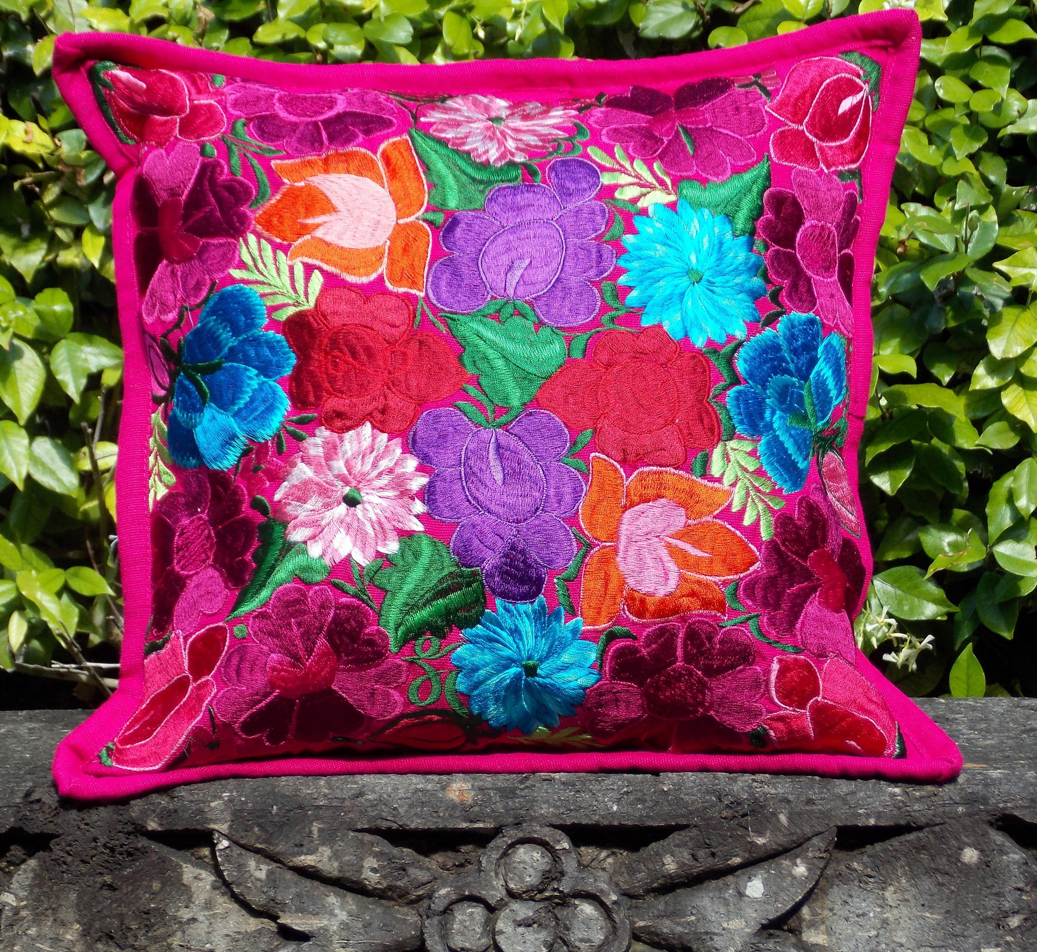 Flores Pink Pillowcase PCF20