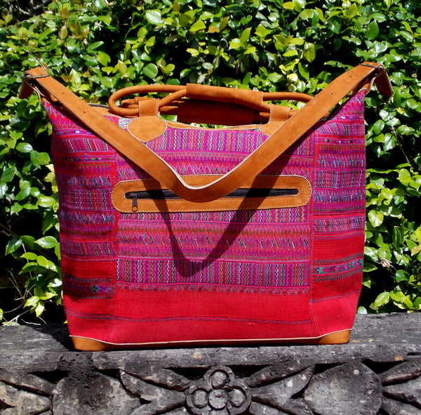 Todos Santos Geometric Weekender -**Designs and Colors Vary WBG90