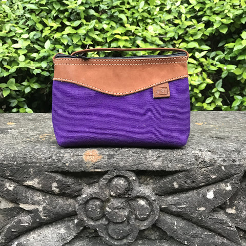 Mayan Purple Cross-body MCB19