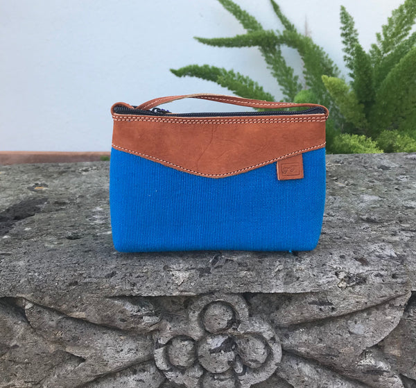 Mayan Royal Blue Cross-body MCB21
