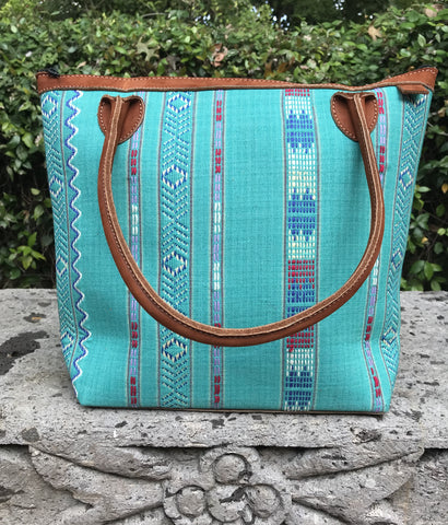 San Marcos Stripe  Purse PBS53