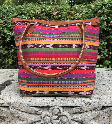 Fiesta Stripe Purse PBS50