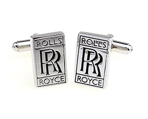 Basket Hill, Rolls Royce Automobile / Car Cufflinks - Basket HIll Watches & Gifts