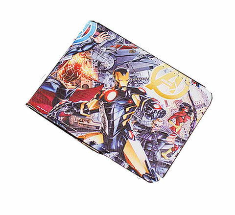 Avengers ART Design Wallet .for Kids - Basket HIll Watches & Gifts