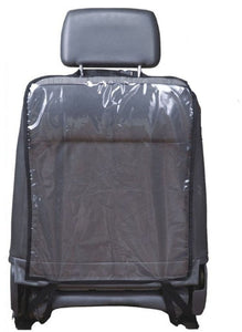 Car Seat Protector,  Your Kids Cant Dirty up the Back of the Seat Anymore - Basket HIll Watches & Gifts