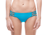 AQUA | LACE UP BIKINI BOTTOM