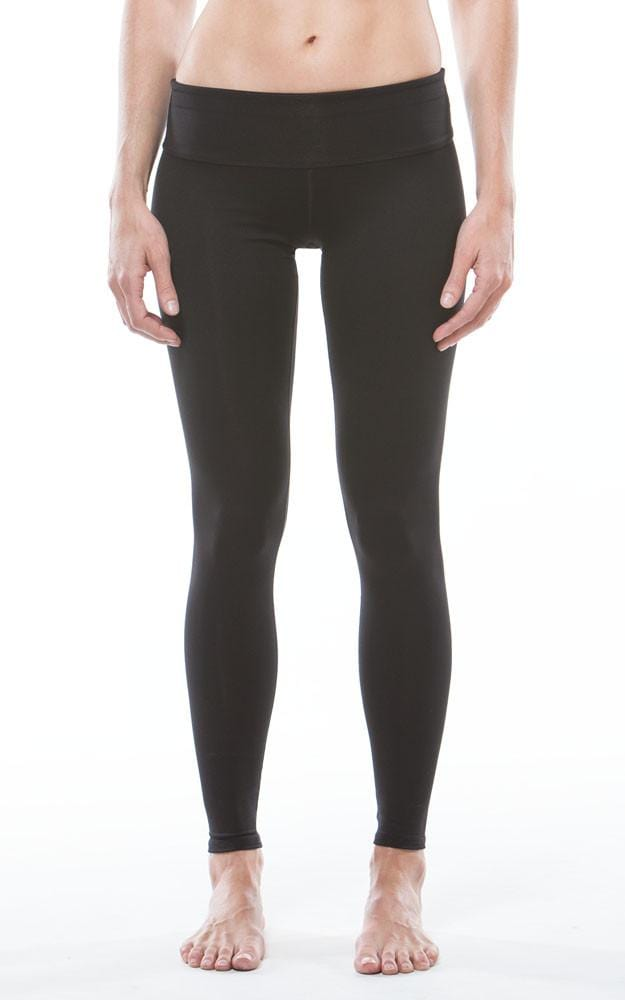 BLACK | ACTIVE LEGGING